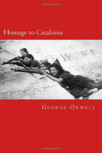 9781502993533: Homage to Catalonia