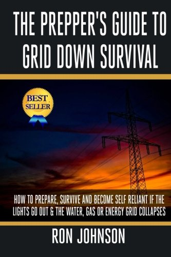 9781502995728: The Prepper's Guide To Grid Down Survival: How To Prepare For & Survive A Gas, Water, Or Electricity Grid Collapse