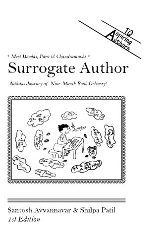 Surrogate Author: Authdas Journey of Nine-Month Book: Santosh Avvannavar, Shilpa