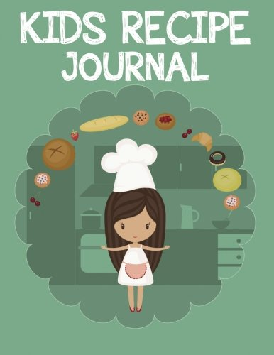 9781503015494: Kids Recipe Journal (The Blokehead)