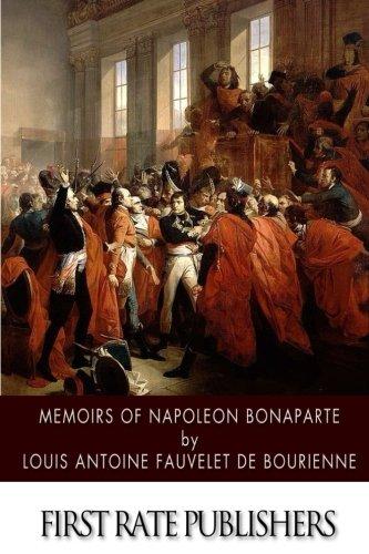 9781503028524: Memoirs of Napoleon Bonaparte