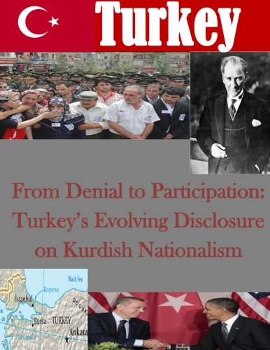 9781503029804: From Denial to Participation: Turkey's Evolving Disclosure on Kurdish Nationalism