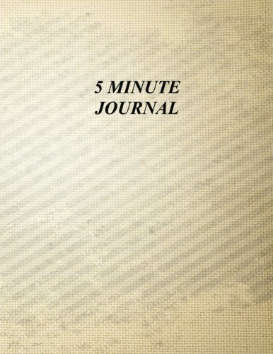 Five Minute Journal (The Blokehead Journals): Blokehead, The