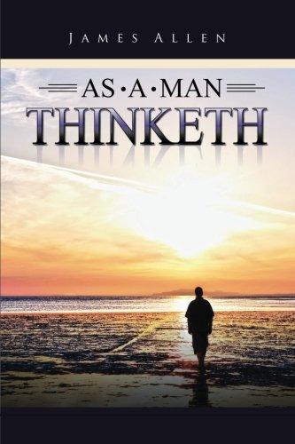 9781503055360: As a Man Thinketh