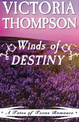 9781503059955: Winds of Destiny (Tates of Texas)