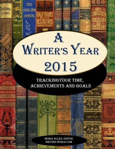 A Writer's Year 2015: Moira Allen