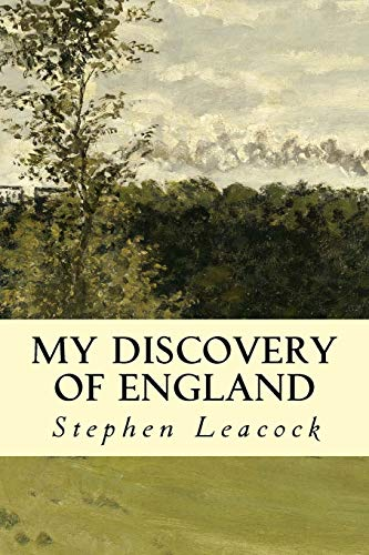 9781503073333: My Discovery of England