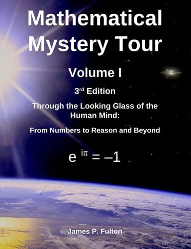 9781503075245: Mathematical Mystery Tour Volume I