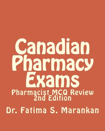 9781503079458: Canadian Pharmacy Exams: Pharmacist MCQ Review
