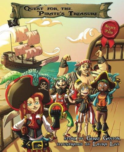 9781503081178: Quest for the Pirate's Treasure