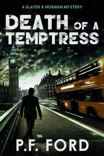 9781503097018: Death Of A Temptress (DS Dave Slater Mystery Novels) (Volume 1)