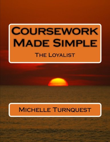 coursework on the loyalist