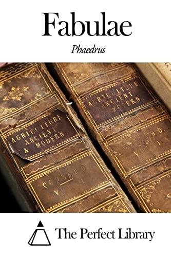 9781503118737: Fabulae (Perfect Library) (Latin Edition)