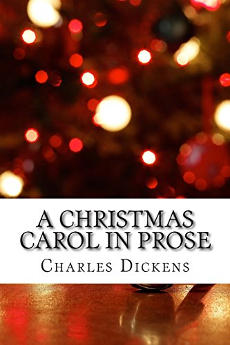 A Christmas Carol in Prose (Paperback): Charles Dickens