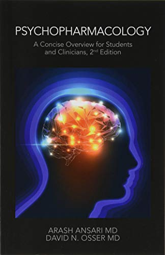 9781503171114: Psychopharmacology: A Concise Overview for Students and Clinicians, 2nd Edition