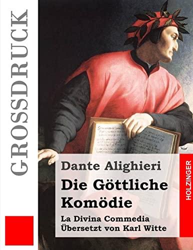 9781503188488: Die Göttliche Komödie (Großdruck) (German Edition)