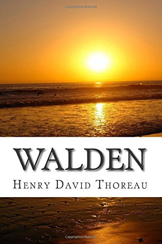 Walden: David Thoreau, Henry