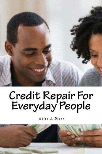 9781503206854: Credit Repair For Everyday People