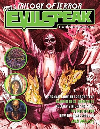 9781503209817: Evilspeak Horror Magazine (Evilspeak Magazine) (Volume 1)