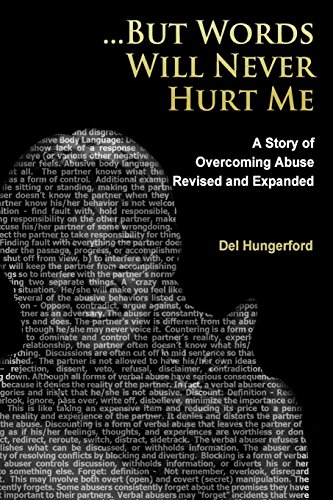 9781503210288: But Words Will Never Hurt Me: A Story of Overcoming Abuse