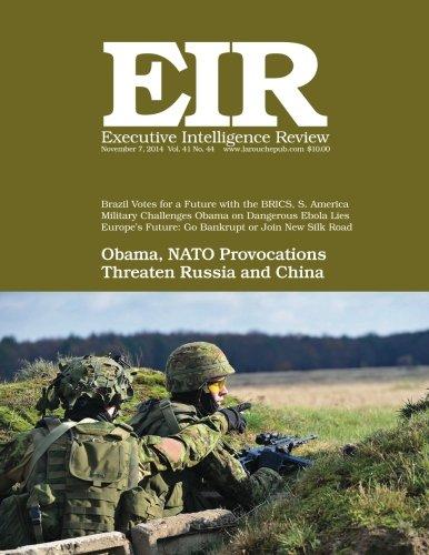 9781503211452: Executive Intelligence Review; Volume 41, Issue 44: Published November 7, 2014