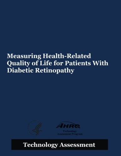 9781503222212: Measuring Health-Related Quality of Life for Patients with Diabetic Retinopathy