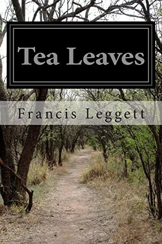 9781503246584: Tea Leaves