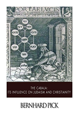9781503249448: The Cabala: Its Influence on Judaism and Christianity