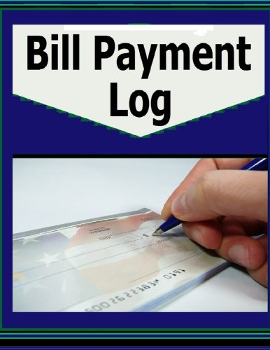 Bill Payment Log: Robinson, Frances P
