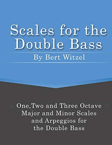 9781503292802: Scales for the Double Bass