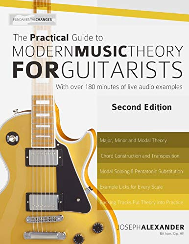 9781503319219: The Practical Guide to Modern Music Theory for Guitarists: Second Edition