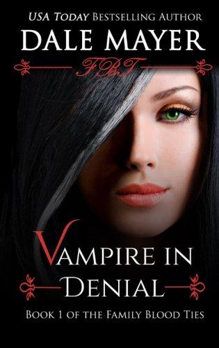 9781503324978: Vampire in Denial (Family Blood Ties) (Volume 1)
