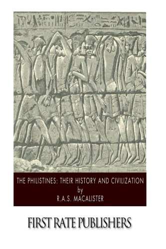 9781503342859: The Philistines: Their History and Civilization