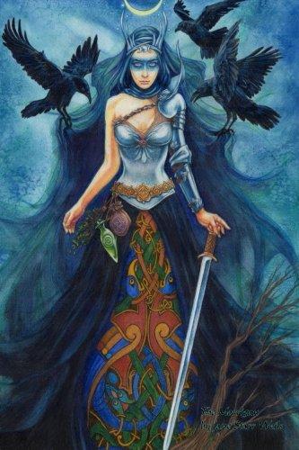 9781503347113: Jane journal - The Morrigan: The Morrigan - blank journal by artist Jane Starr Weils: 1