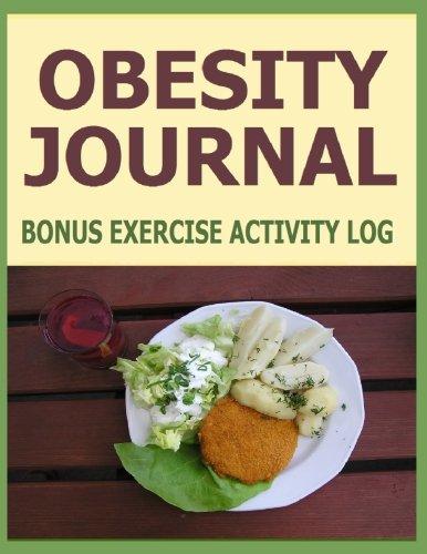9781503361270: Obesity Journal: Bonus Exercise Activity Log