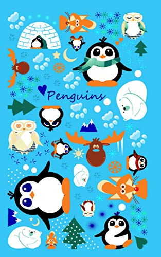 Penguins: Gifts / Gift / Presents ( Penguin / Snowy Owl / Polar Bear / ...