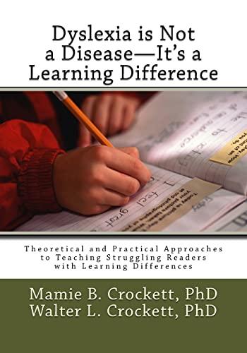 Dyslexia is Not a Disease - It's: Mamie B. Crockett
