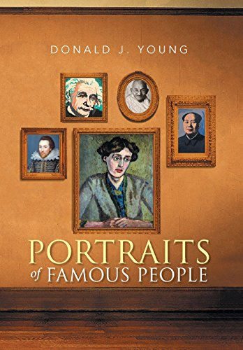 9781503522718: PORTRAITS OF FAMOUS PEOPLE