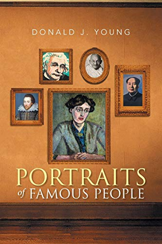 9781503522732: PORTRAITS OF FAMOUS PEOPLE