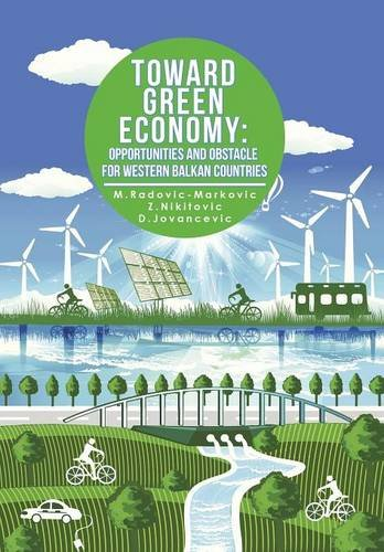 9781503532946: TOWARD GREEN ECONOMY: OPPORTUNITIES AND OBSTACLES FOR WESTERN BALKAN COUNTRIES