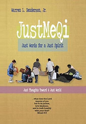 9781503536135: JustMeQi: Just Words for a Just Spirit