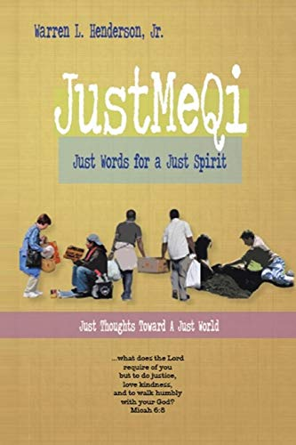 9781503536159: JustMeQi: Just Words for a Just Spirit