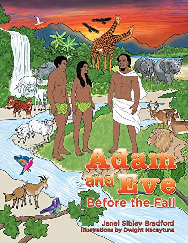 9781503537316: Adam and Eve: Before The Fall