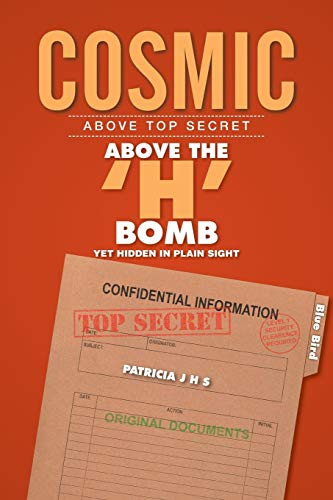 Cosmic: Above Top Secret: Jhs, Patricia