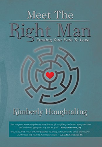 9781503544642: Meet The Right Man: Finding Your Path To Love
