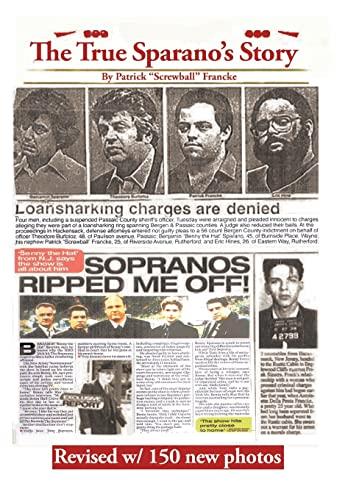 9781503551053: The True Sparanos Story