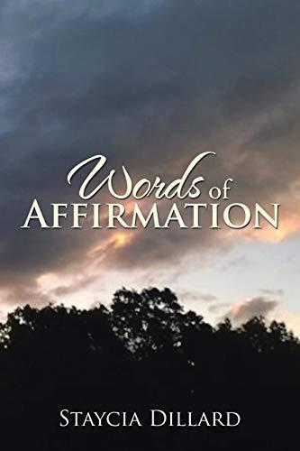 9781503565647: Words of Affirmation