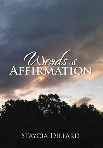 9781503565654: Words of Affirmation