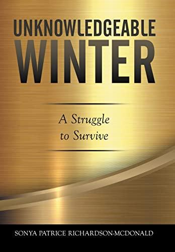 9781503566866: Unknowledgeable Winter