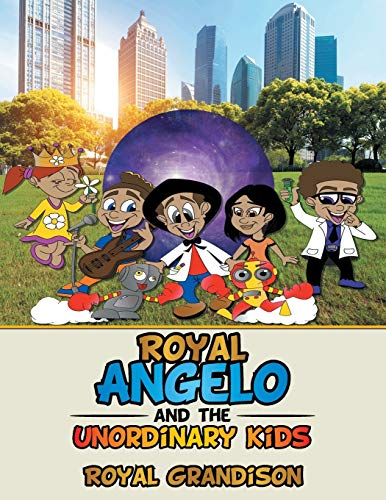 9781503566958: Royal Angelo and the Unordinary Kids